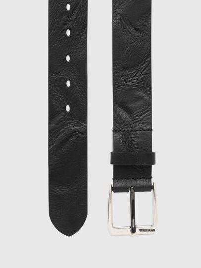 Diesel - B-WHYZ, Negro - Cinturones - Image 3