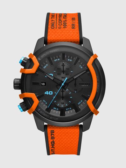 Diesel - DZ4562, Naranja - Relojes - Image 1
