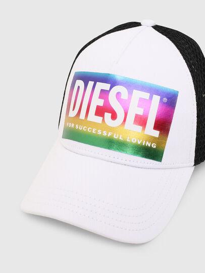 Diesel - CAKERYM-MAX-PR, Blanco - Accesorios de playa - Image 3