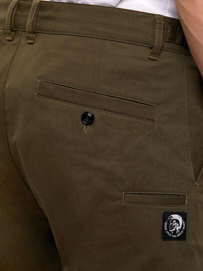 Diesel - P-JAX, Verde Militar - Pantalones - Image 4