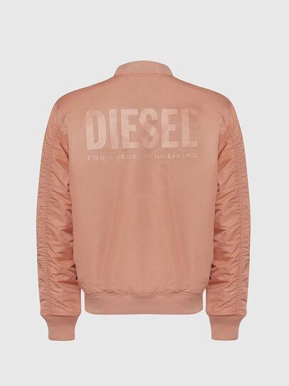 Diesel - J-ROSS-REV, Rosa - Chaquetas - Image 2