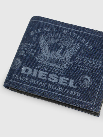 Diesel - HIRESH S, Blue Jeans - Monederos Pequeños - Image 4