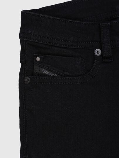 Diesel - SLEENKER-J-N, Black Jeans - Vaqueros - Image 3