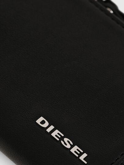 Diesel - L-PASSME, Negro - Monederos Pequeños - Image 3