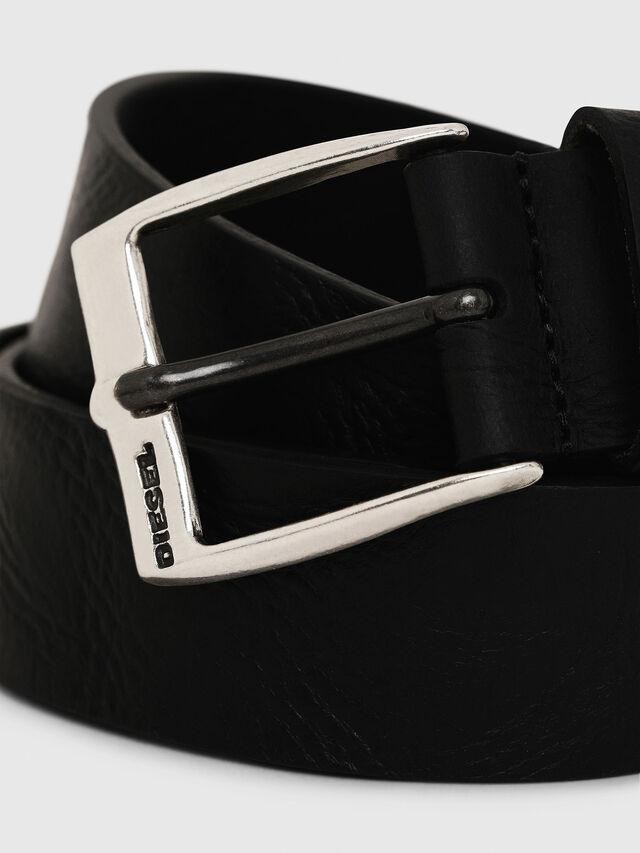 Diesel B-WHYZ, Negro - Cinturones - Image 2
