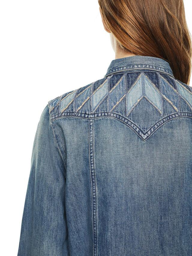 Diesel - CALLYVAN, Blue Jeans - Camisas - Image 4