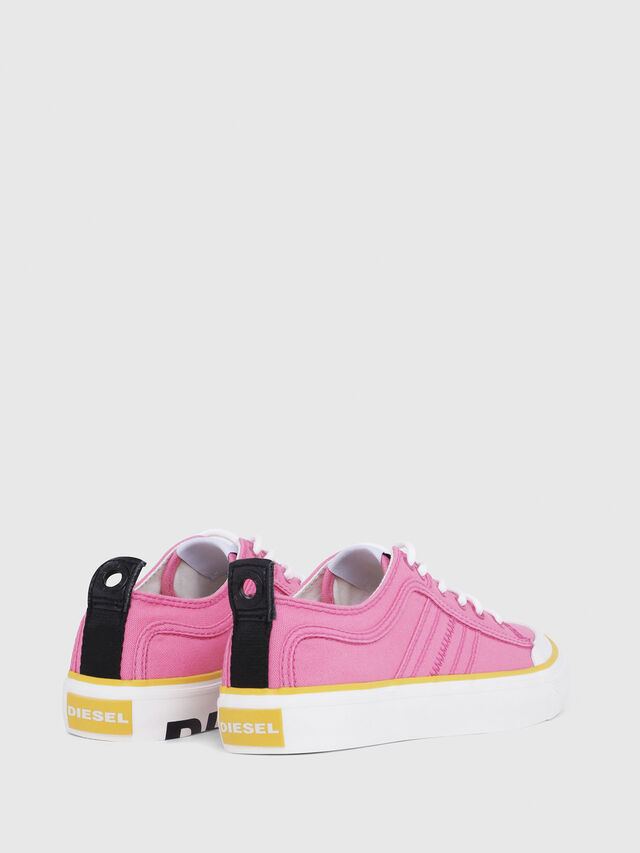 Diesel - S-ASTICO LC LOGO W, Rosa - Sneakers - Image 3
