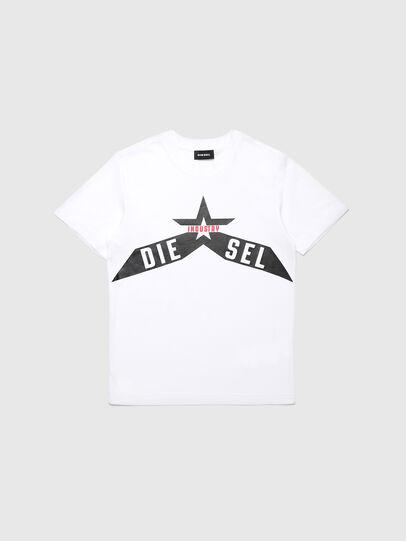 Diesel - TDIEGOA7, Blanco - Camisetas y Tops - Image 1