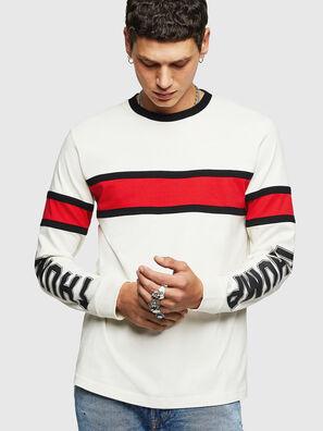 T-BERG, Blanco - Camisetas