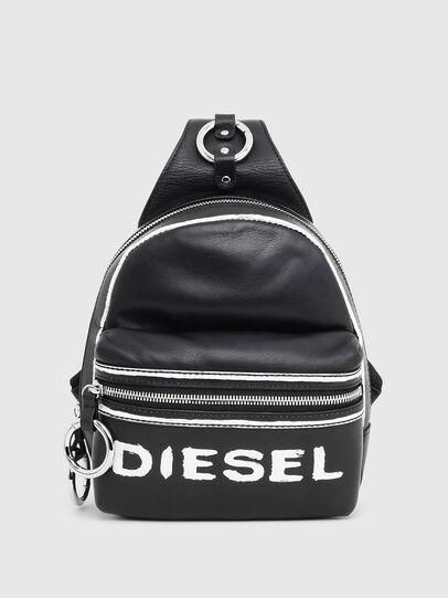 Diesel - ZANE', Negro/Blanco - Mochilas - Image 1