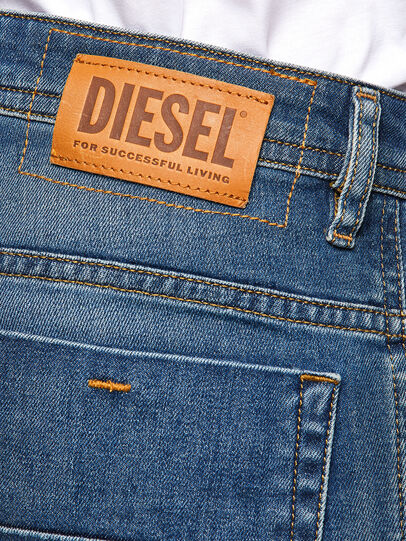 Diesel - Thommer 009EI, Azul medio - Vaqueros - Image 4