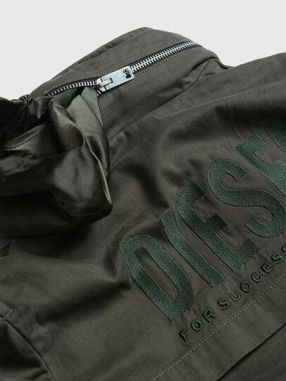 Diesel - JTOUCHA, Verde Militar - Chaquetas - Image 3