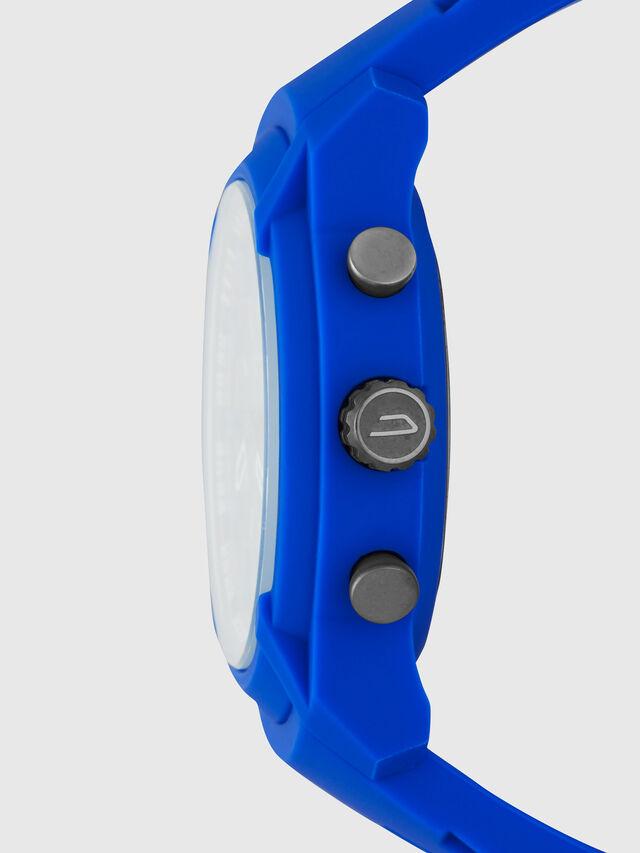 Diesel - DT1017, Azul Brillante - Smartwatches - Image 4