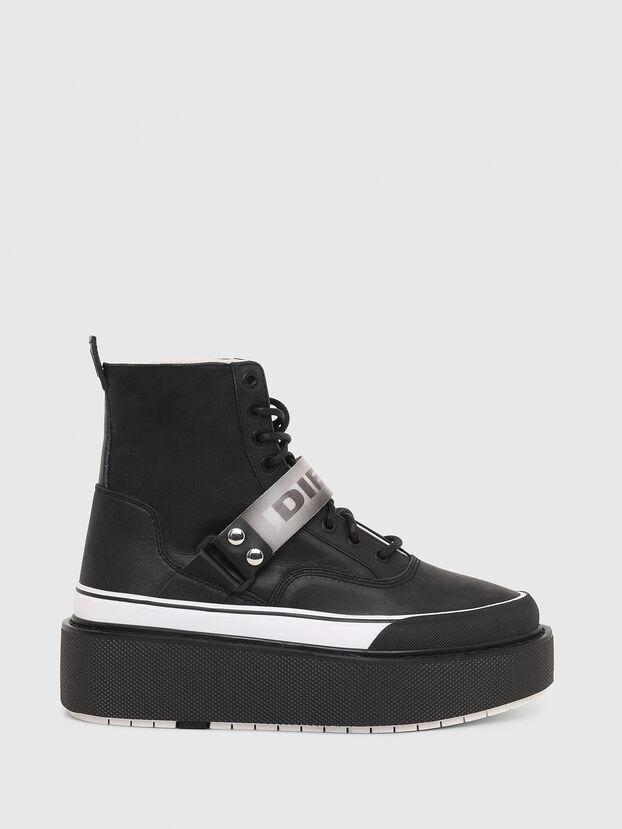 H-SCIROCCO STRAP, Negro - Sneakers