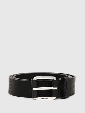 B-LOG, Piel Negra - Cinturones