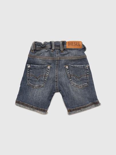 Diesel - PROOLYB-A-N, Azul medio - Shorts - Image 2
