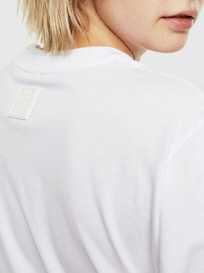 Diesel - T-HUSTY-LS, Blanco - Camisetas - Image 6