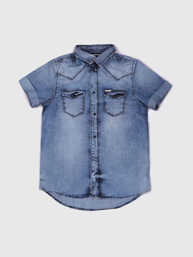 Diesel - CIRIX, Azul Claro - Camisas - Image 1