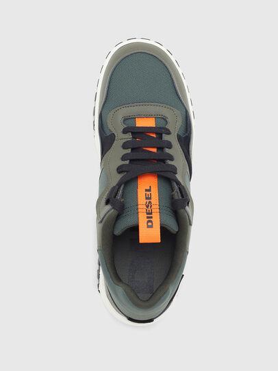 Diesel - S-RUA LOW SK, Verde Oliva - Sneakers - Image 5