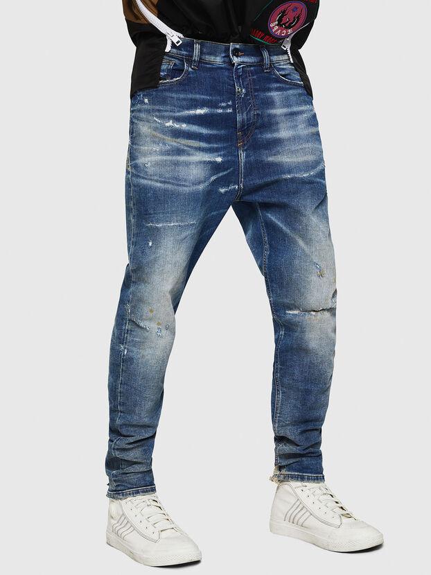 D-Vider JoggJeans 0870Q, Azul medio - Vaqueros