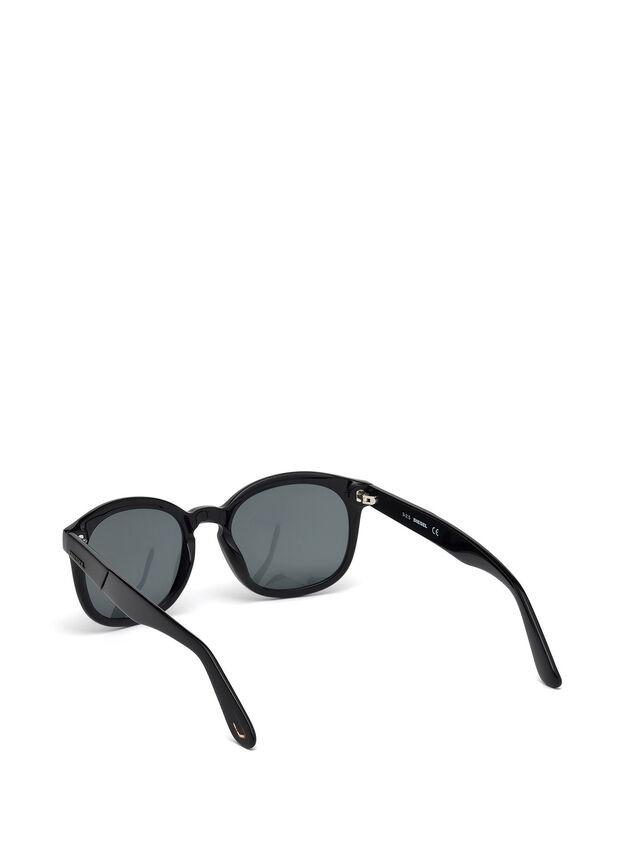 Diesel - DM0190, Negro - Gafas de sol - Image 2