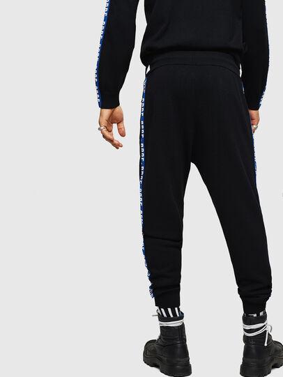 Diesel - K-SUIT-B, Negro/Azul - Pantalones - Image 2