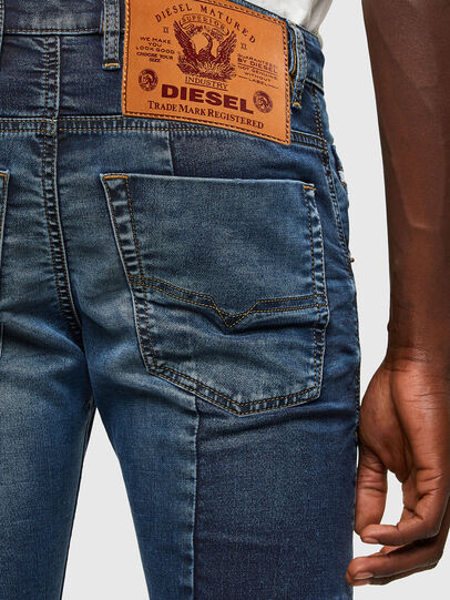 Diesel - Krooley JoggJeans® 069TX, Azul medio - Vaqueros - Image 5