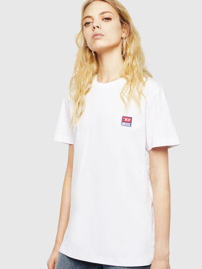 Diesel - T-DIEGO-DIV, Blanco - Camisetas - Image 2