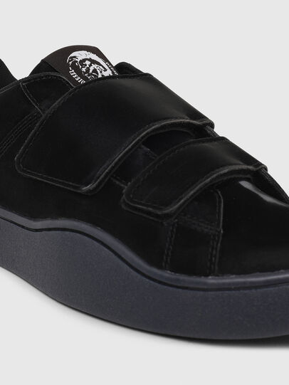 Diesel - S-CLEVER LOW STRAP W, Negro - Sneakers - Image 4