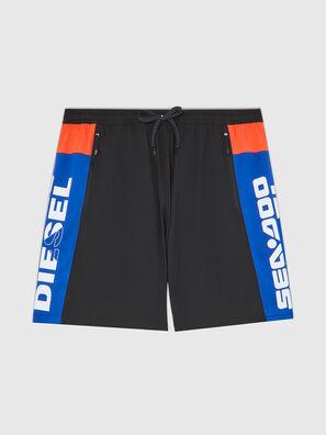 BMBX-TUNADOO, Negro/Azul marino - Bañadores boxers