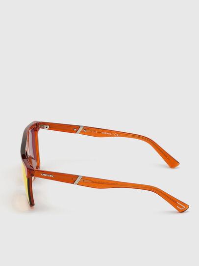 Diesel - DL0323, Naranja - Gafas de sol - Image 3