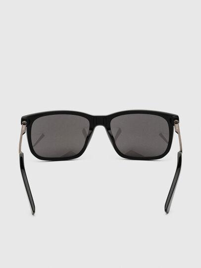 Diesel - DL0309, Negro - Gafas de sol - Image 4