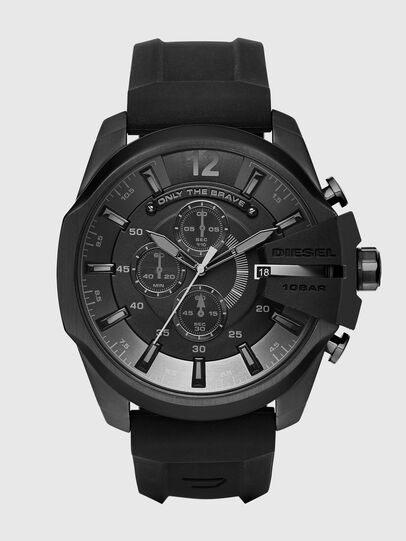 Diesel - DZ4378, Negro - Relojes - Image 1