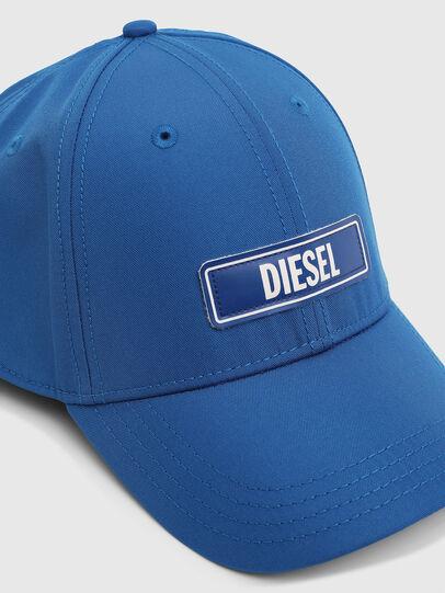 Diesel - C-7ELE, Azul - Gorras - Image 3