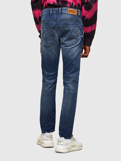 Diesel - Krooley JoggJeans® 069SL, Azul Oscuro - Vaqueros - Image 2