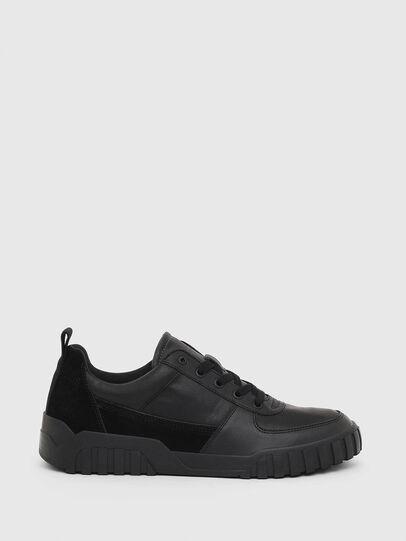 Diesel - S-RUA LOW, Negro - Sneakers - Image 1
