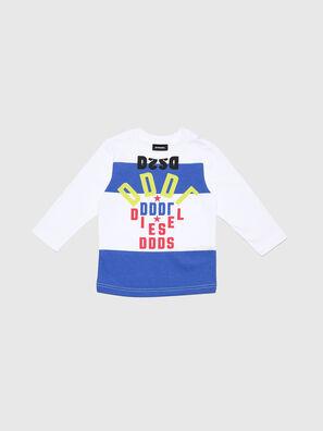 TOLIB-R, Blanco/Azul - Camisetas y Tops