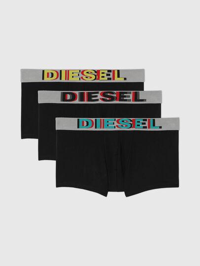Diesel - UMBX-SHAWNTHREEPACK, Negro - Boxers - Image 1