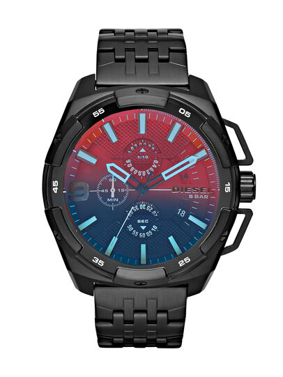 Diesel - DZ4395, Negro - Relojes - Image 1