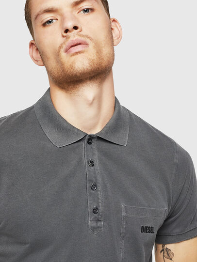 Diesel - T-KAL-2, Negro - Polos - Image 3