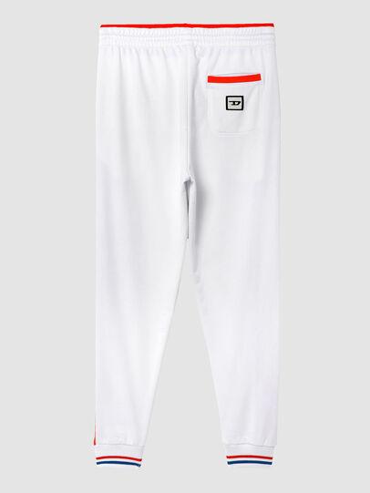 Diesel - UMLB-PETER-SP, Blanco/Naranja - Pantalones - Image 2