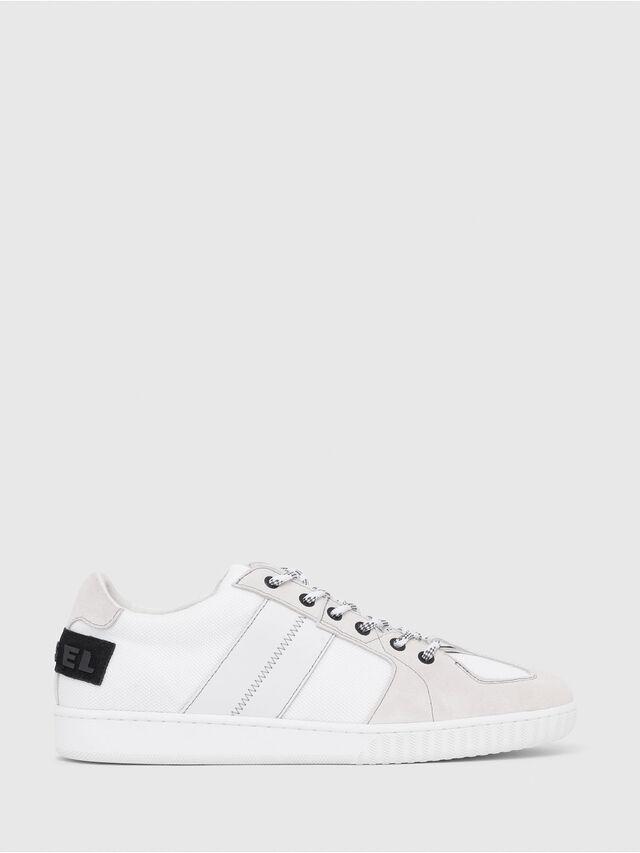 Diesel - S-MILLENIUM LC, Blanco/Rosa - Sneakers - Image 1