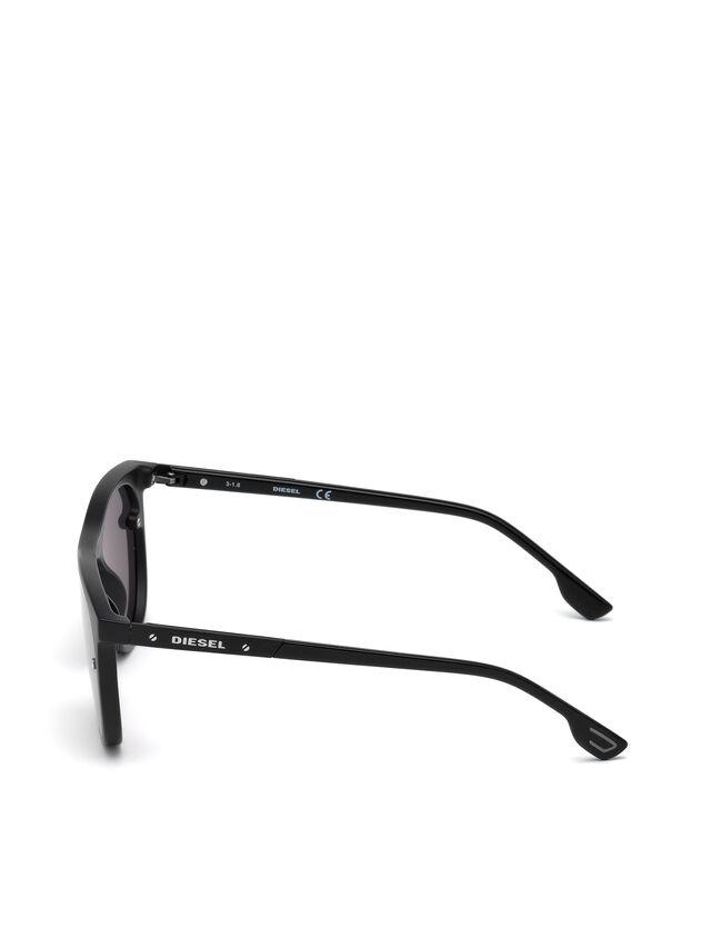Diesel - DL0217, Negro - Gafas de sol - Image 3