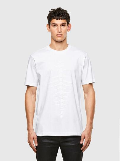 Diesel - T-JUST-A31, Blanco - Camisetas - Image 1