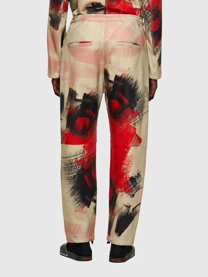 Diesel - P-TOLLER-CMF, Rojo/Blanco - Pantalones - Image 2