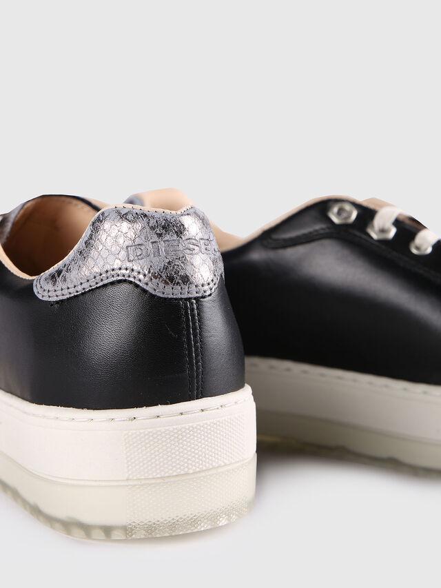 Diesel - S- ANDYES W, Negro/Plata - Sneakers - Image 5