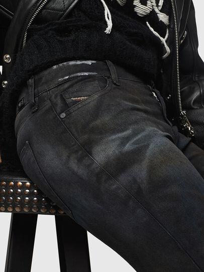 Diesel - Slandy 069IV, Negro/Gris oscuro - Vaqueros - Image 3