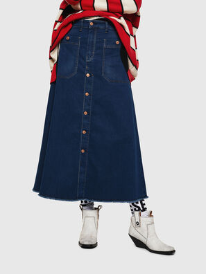 D-RHITA JOGGJEANS, Azul medio - Faldas