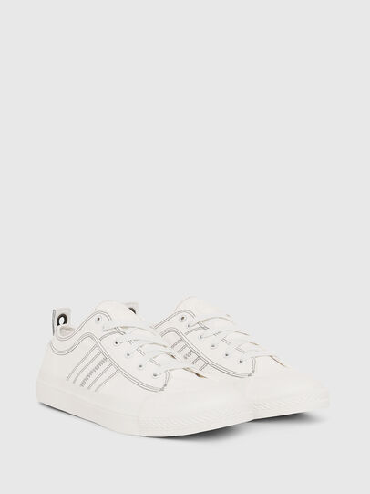 Diesel - S-ASTICO LOW LACE, Blanco - Sneakers - Image 2