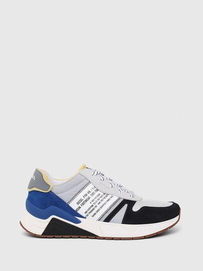 Diesel - S-BRENTHA FLOW, Gris/Azul - Sneakers - Image 1